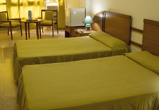 Double Room in Hotel Las Tunas